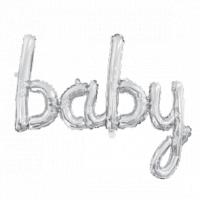 Álblaðra - Form 119cm - Baby Silfur image