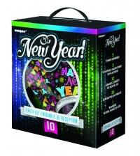Partýpakki fyrir 10 - New Year image