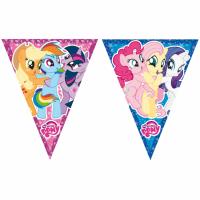 Fánalengja - Little Pony - Plastfánar 26 x 360 cm. image