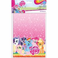 Plastdúkur - Little Pony Bleikur - 120x180cm image